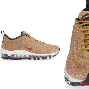 Nike Air Max 97 LXX Swarovski Sneakers NWT Size 8 NWT